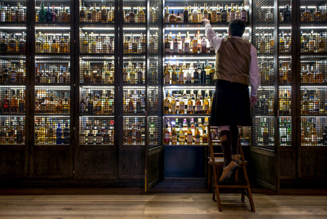 Scotch - Whisky Bar - The Balmoral optimised