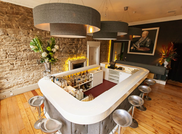 Bar at Twelve Picardy Place