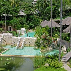 Kamalaya Pool, Thailand