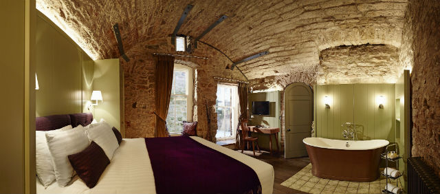 Boutique Hotels Edinburgh Old Town