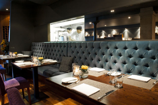 The Michelin-Starred Restaurants of Edinburgh