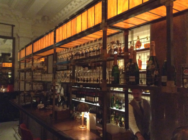 Holborn Dining Room Review
