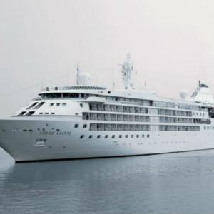 Silver Cloud Cruise Ship Silversea
