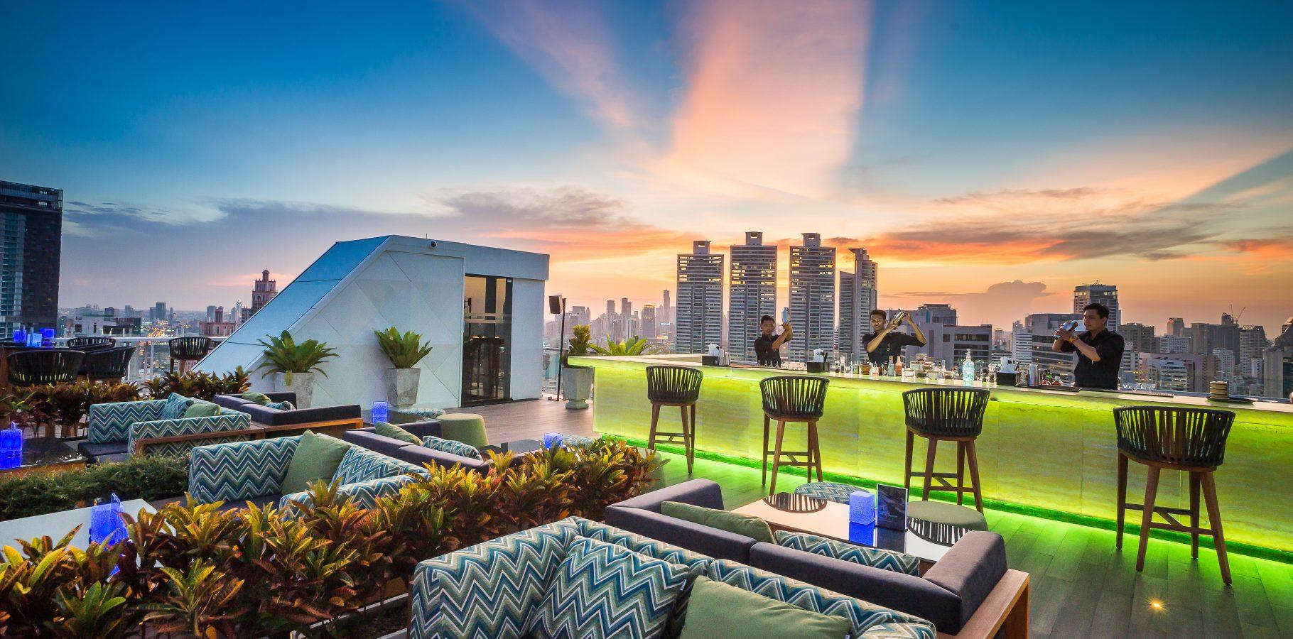 Best Skybars In Bangkok 2019 - The Luxury Editor