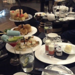 Afternoon Tea at G&V Hotel Edinburgh