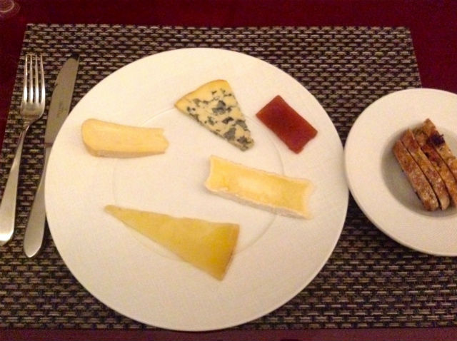 Cheese at The Honours