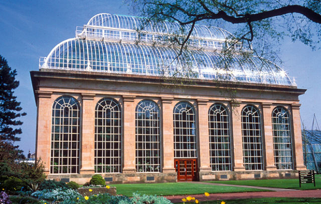 Botanical Gardens Edinburgh