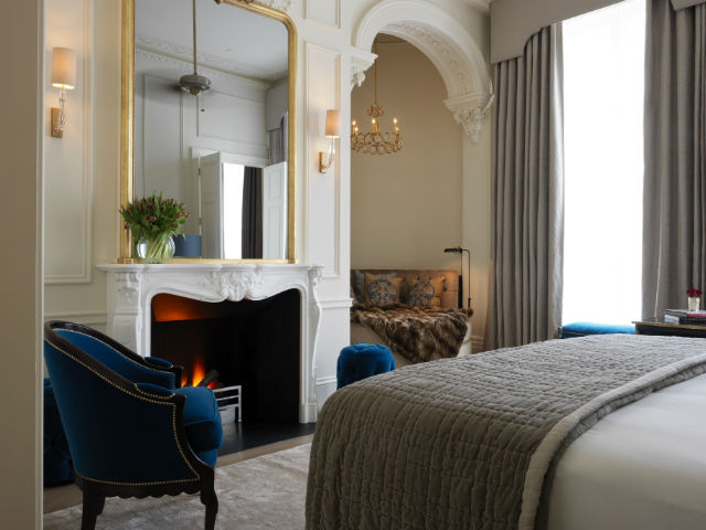 The kensington hotel london uk review - London hotel suites with 2 bedrooms ...