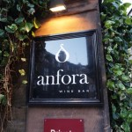 Anfora Wine Bar Edinburgh