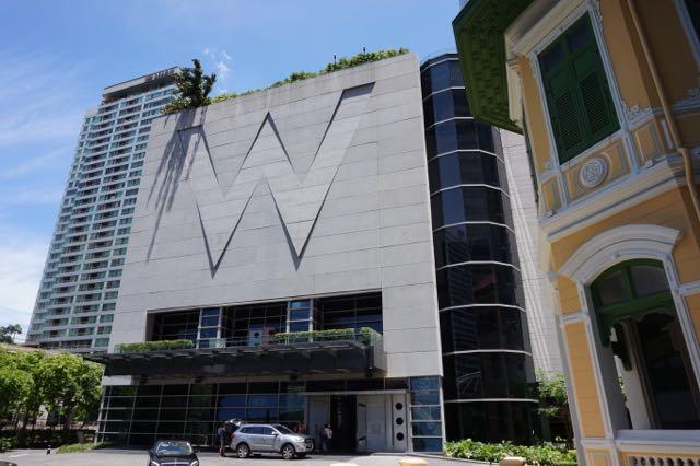 W Hotel Bangkok Review The Luxury Edinburgh