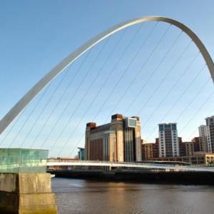 millenium bridge newcastle upon tyne