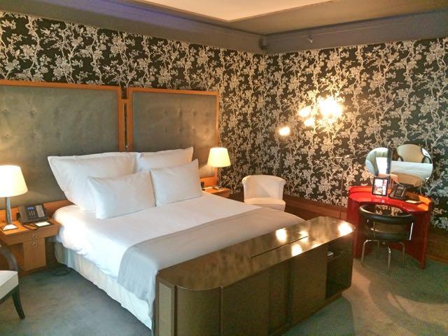 De L'Europe - my room