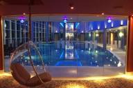 Pool at Stobo Castle