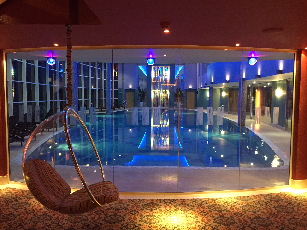 Stobo castle luxury spa review - Hotels with swimming pools in scotland ...