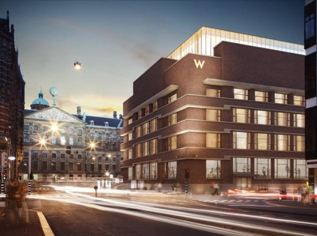 who4090ex-160971-W Amsterdam Exterior - Spuistraat - Rendering