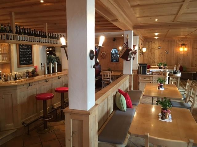 Hotel Gotthard dining 2