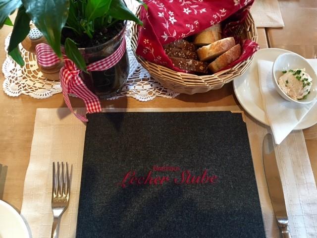 Hotel Gotthard restaurant