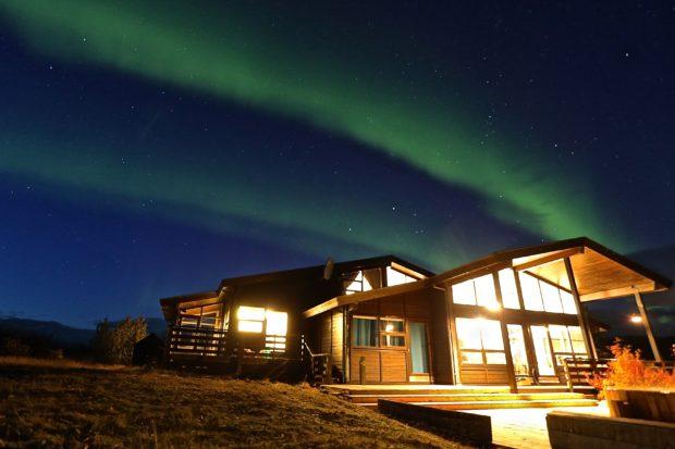 Iceland Luxury Lodge
