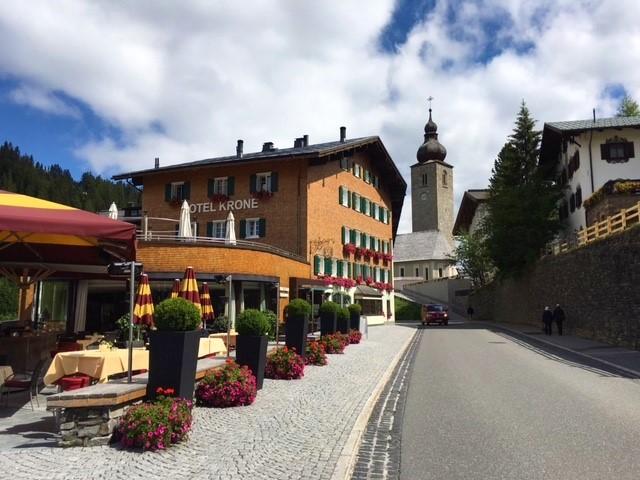 Hotel Krone Lech