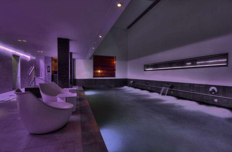 Blythswood Spa Pool