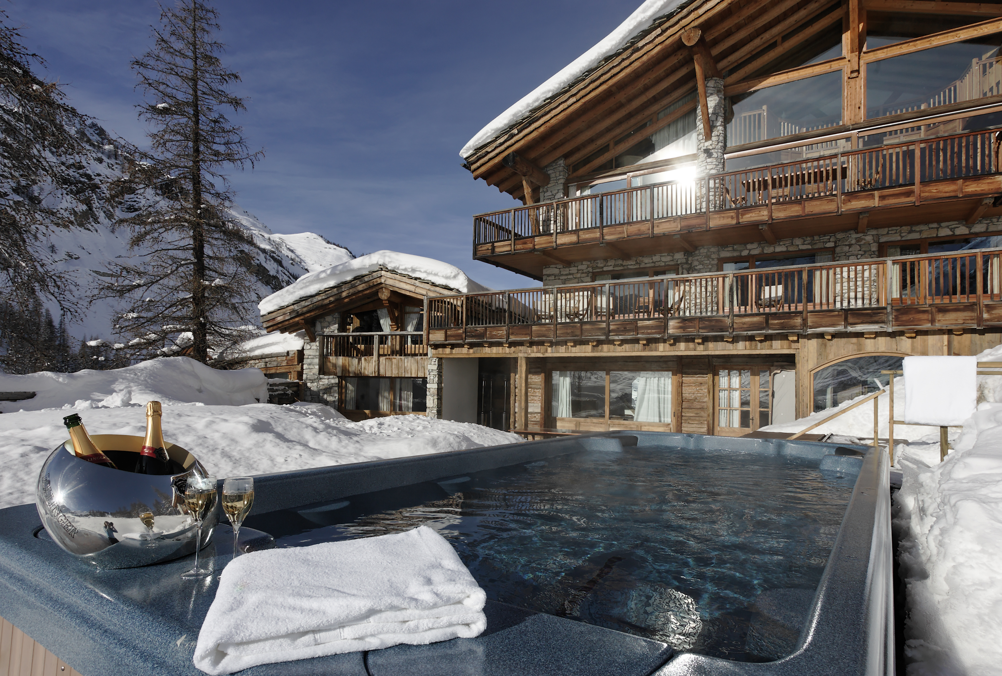 top 5 ski resorts for luxury accommodation | tle