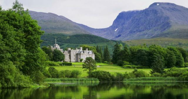 Luxury Castles Of Scotland