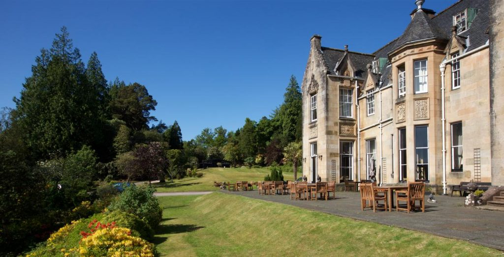 This Hotel S Imposing Building Is Steeped In Gothic Romance It An Old Baronial Mansion Dating Back To 1837 Walk Through Its Doors And You Will