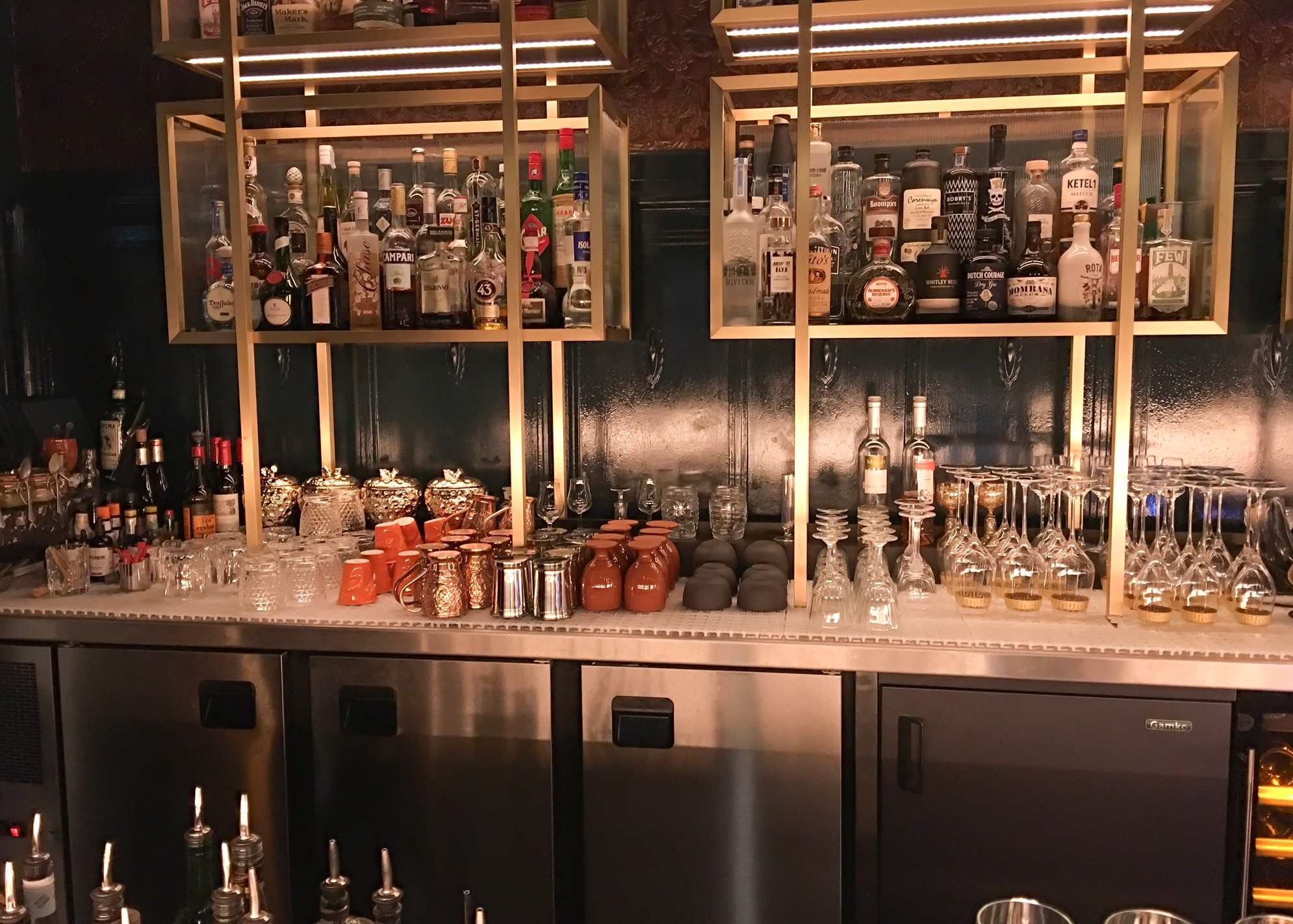 House Bar, Amsterdam Review - The Luxury Editor