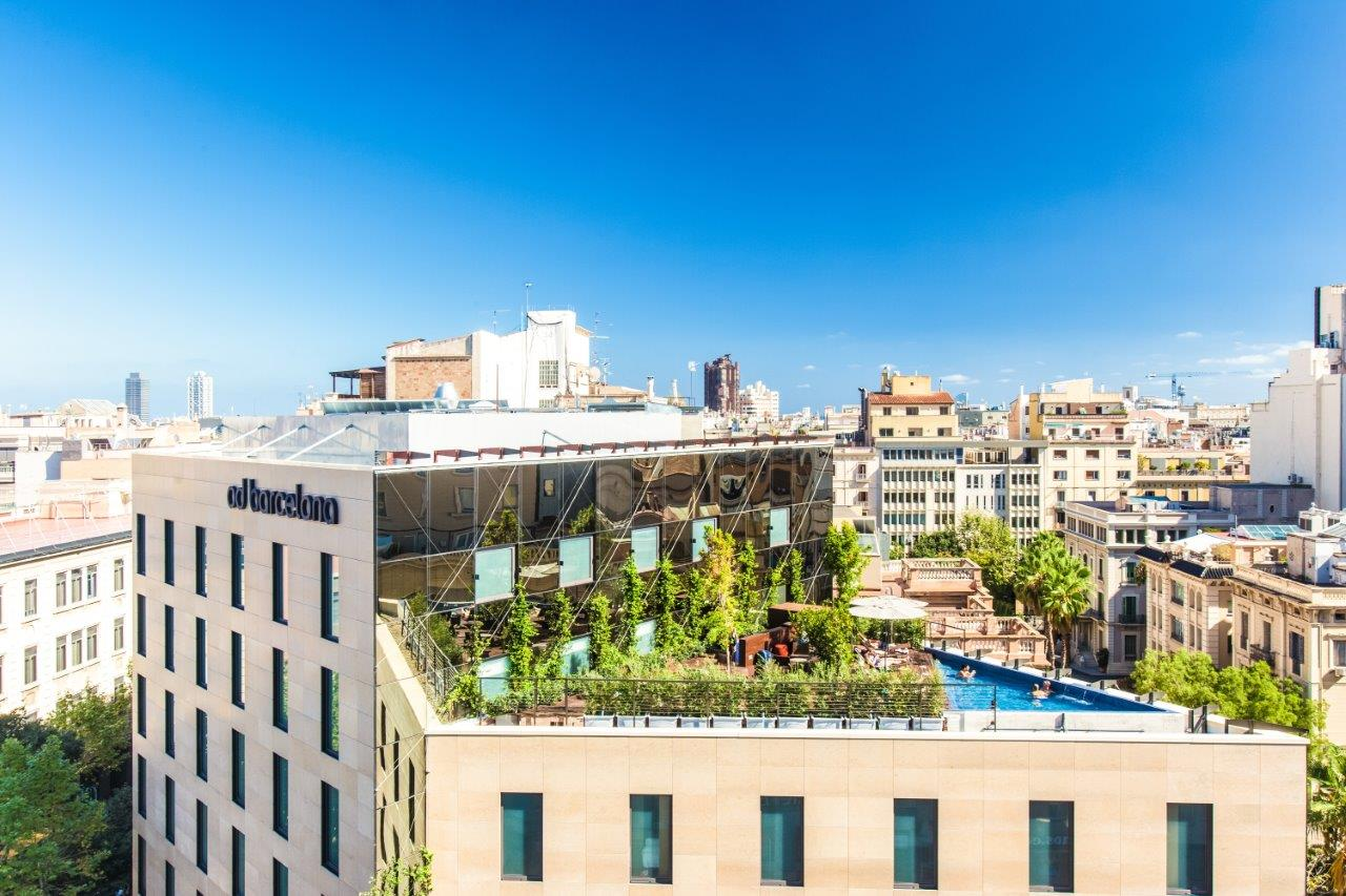 Od Barcelona Hotel Inclusive Luxury And Style In The