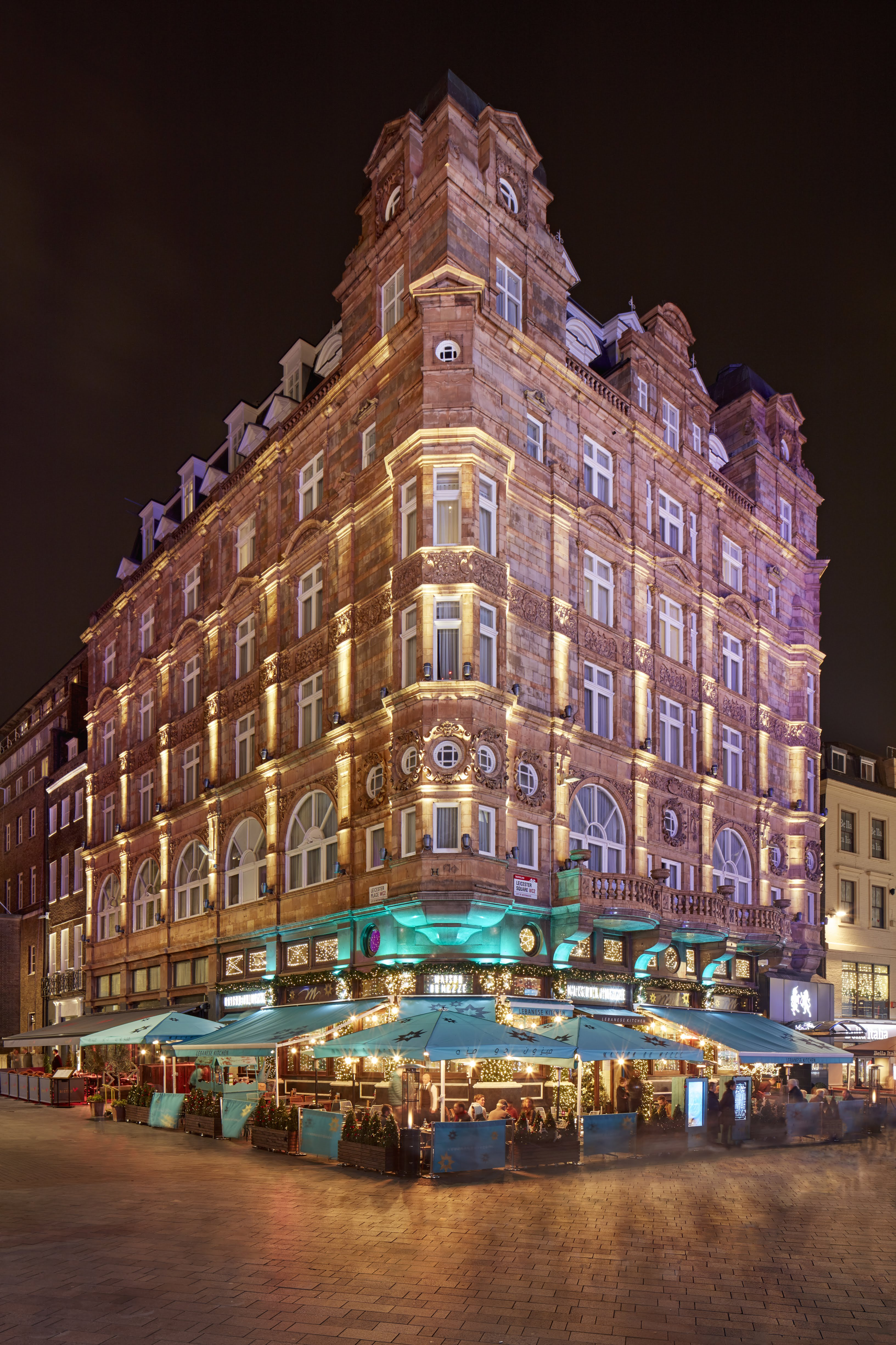 Victory House Hotel Leicester Square Review The Luxury Editor