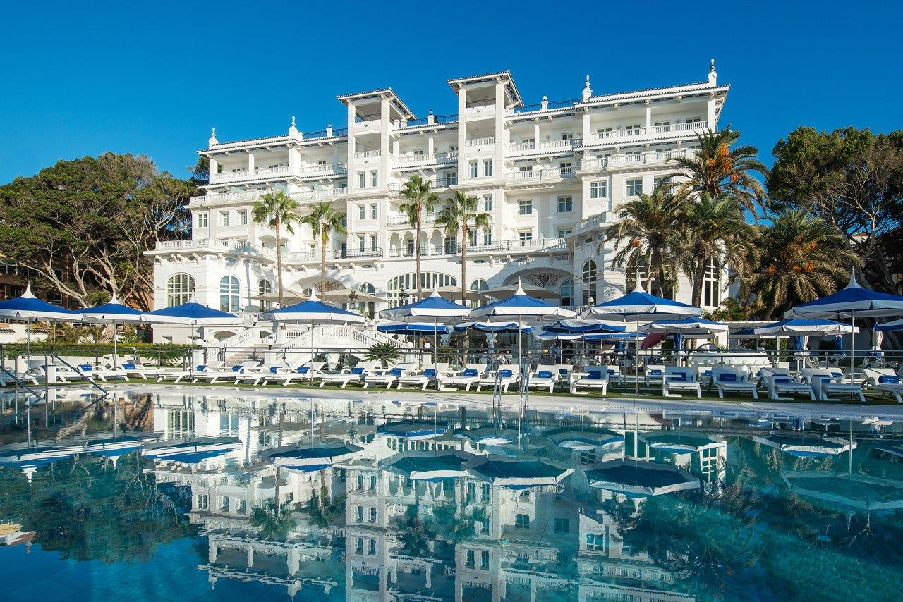 Now This Regional Capital Once Again Has An Iconic Grand Dame Hotel The Gran Miramar Malaga A Member Of Leading Hotels World