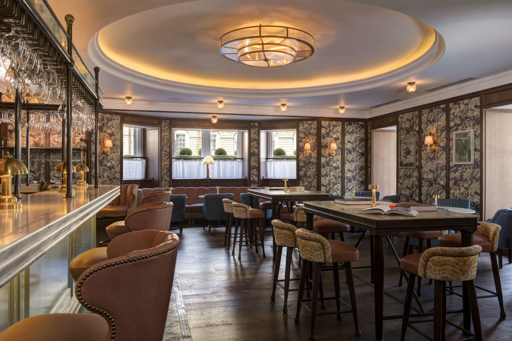 The Balmorals Brasserie Prince by Alain Roux