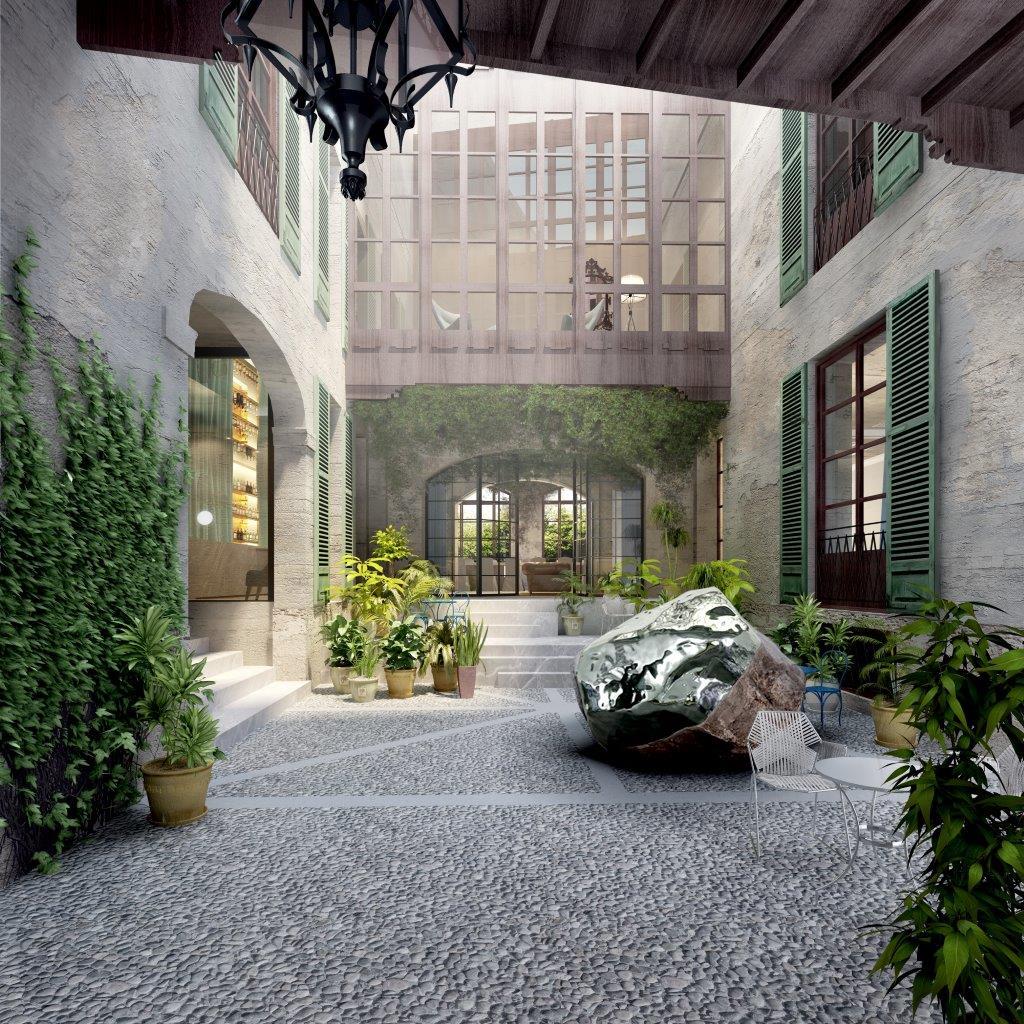 Exclusive Sneak Peek: Can Bordoy Grand House And Garden