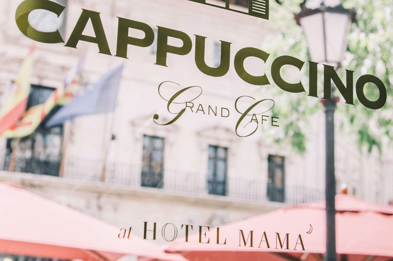 Hotel Mama; nostalgic luxury in Palma de Mallorca, by the Cappuccino Group