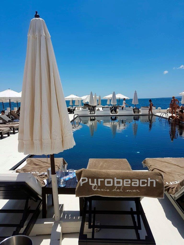 In A Homage To The History Of Purobeach We Paid Visit Palma Get Be Immersed Unique Lifestyle Sea Sun Brilliant White Aesthetics