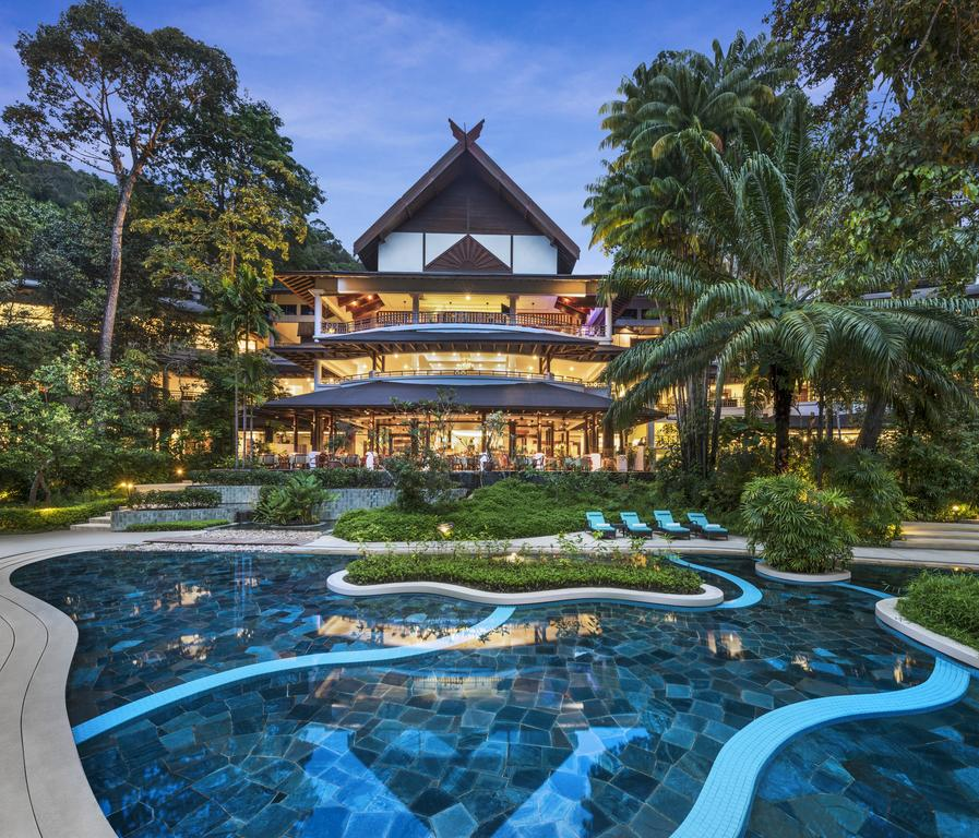 The Andaman Has 178 Luxurious Rooms And Suites Each Outed In A Contemporary Malaysian Style That Means Plush Bedding Top Of