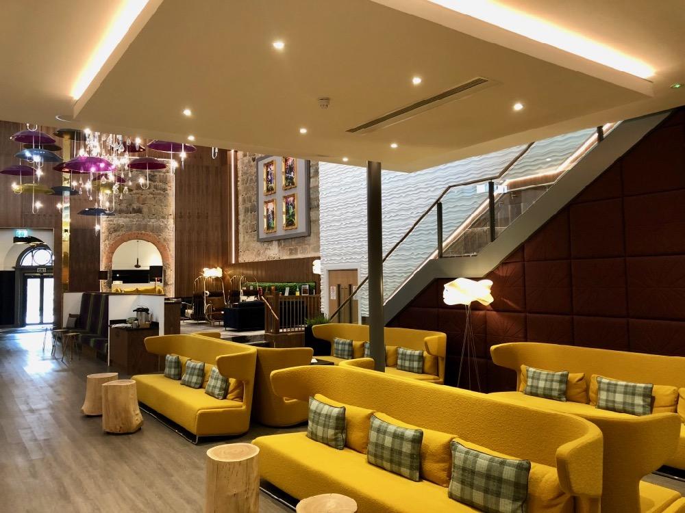 Sandman Signature Aberdeen Hotel Review The Luxury Editor
