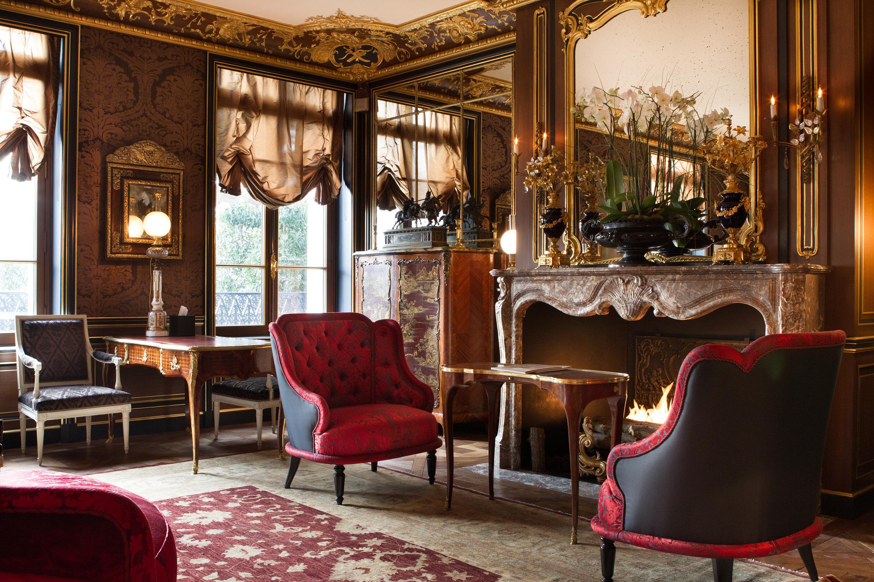 Best Luxury Hotels In Paris 2021 The
