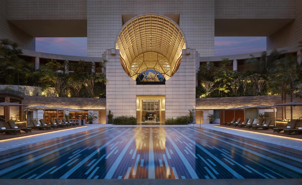 Best Hotels In Singapore 2019 The Luxury Editor
