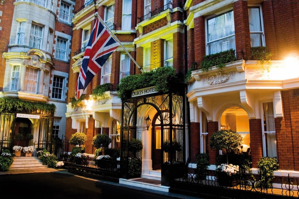 Dukes Hotel London Review The Luxury Editor