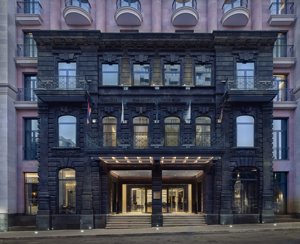 The Alexander Yerevan – Luxury Boutique Hotel