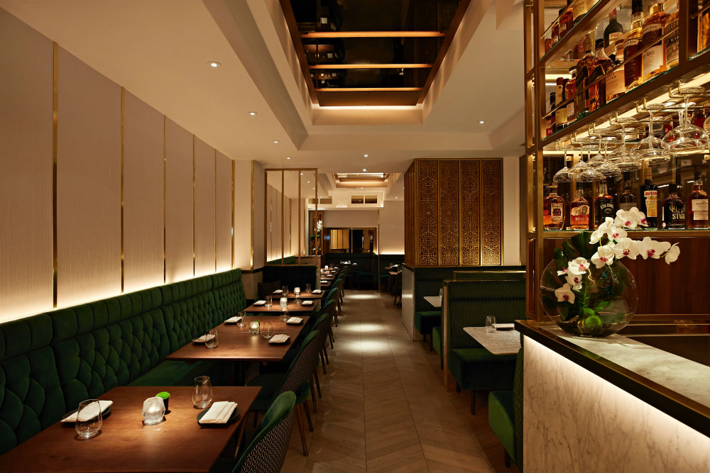 Indian Accent London