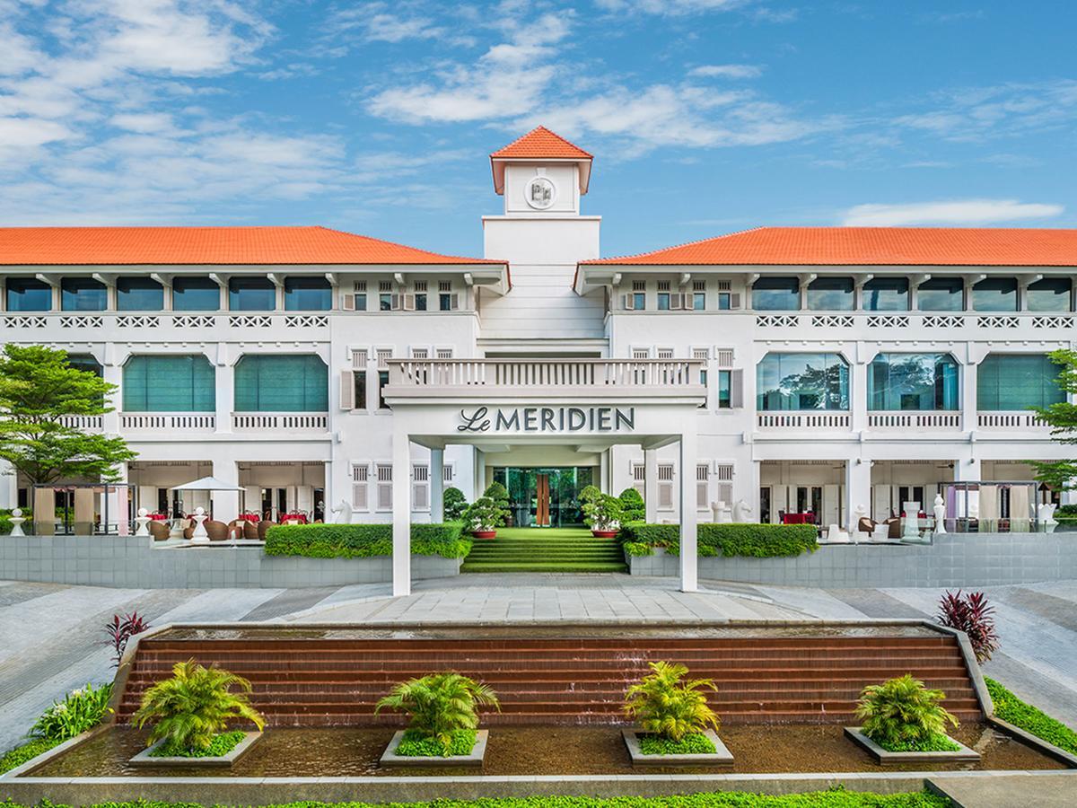 Best Luxury Hotels in Sentosa Singapore