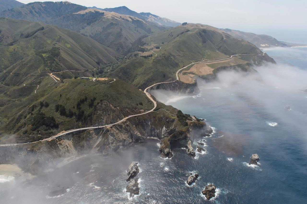 Road-Trip! Exploring the magnificence of Big Sur, Monterey County, California