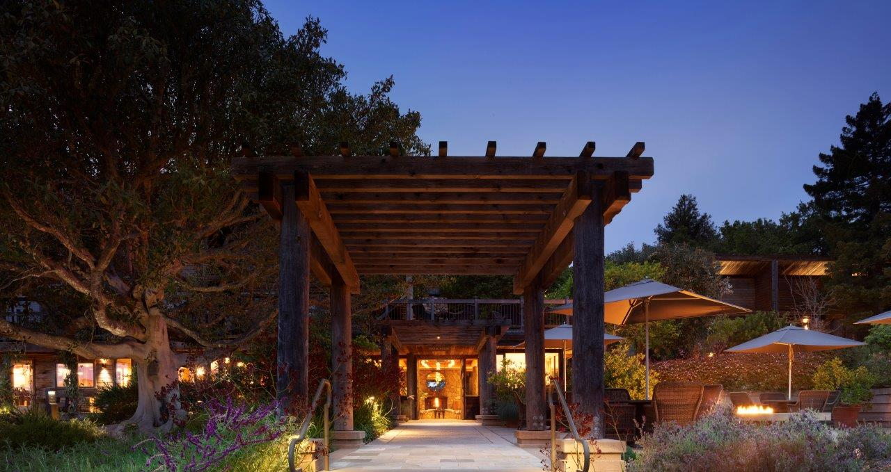 Ventana Big Sur ? luxury amongst the redwoods and mountains of California?s Pacific coast
