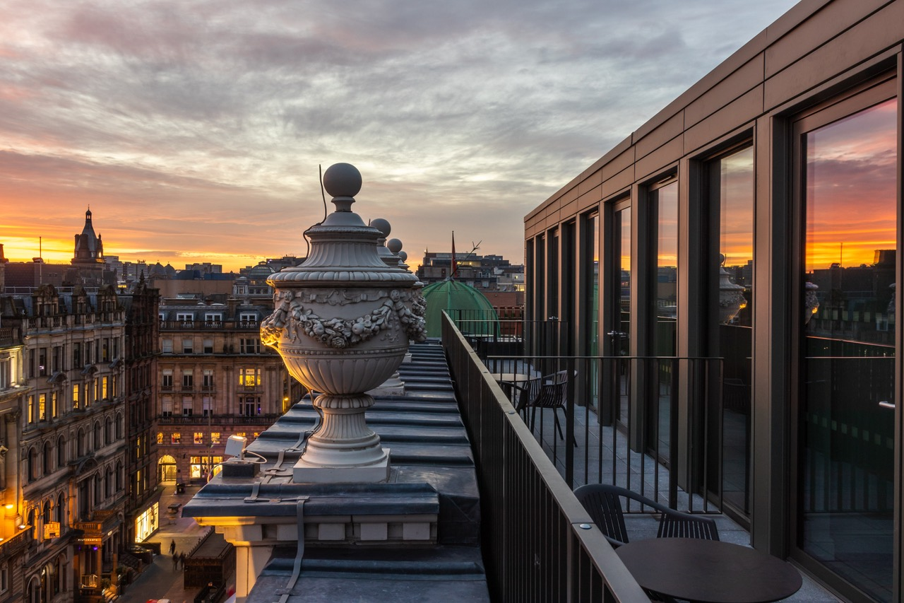 Win A Luxury Penthouse Stay At Native Glasgow The Luxury