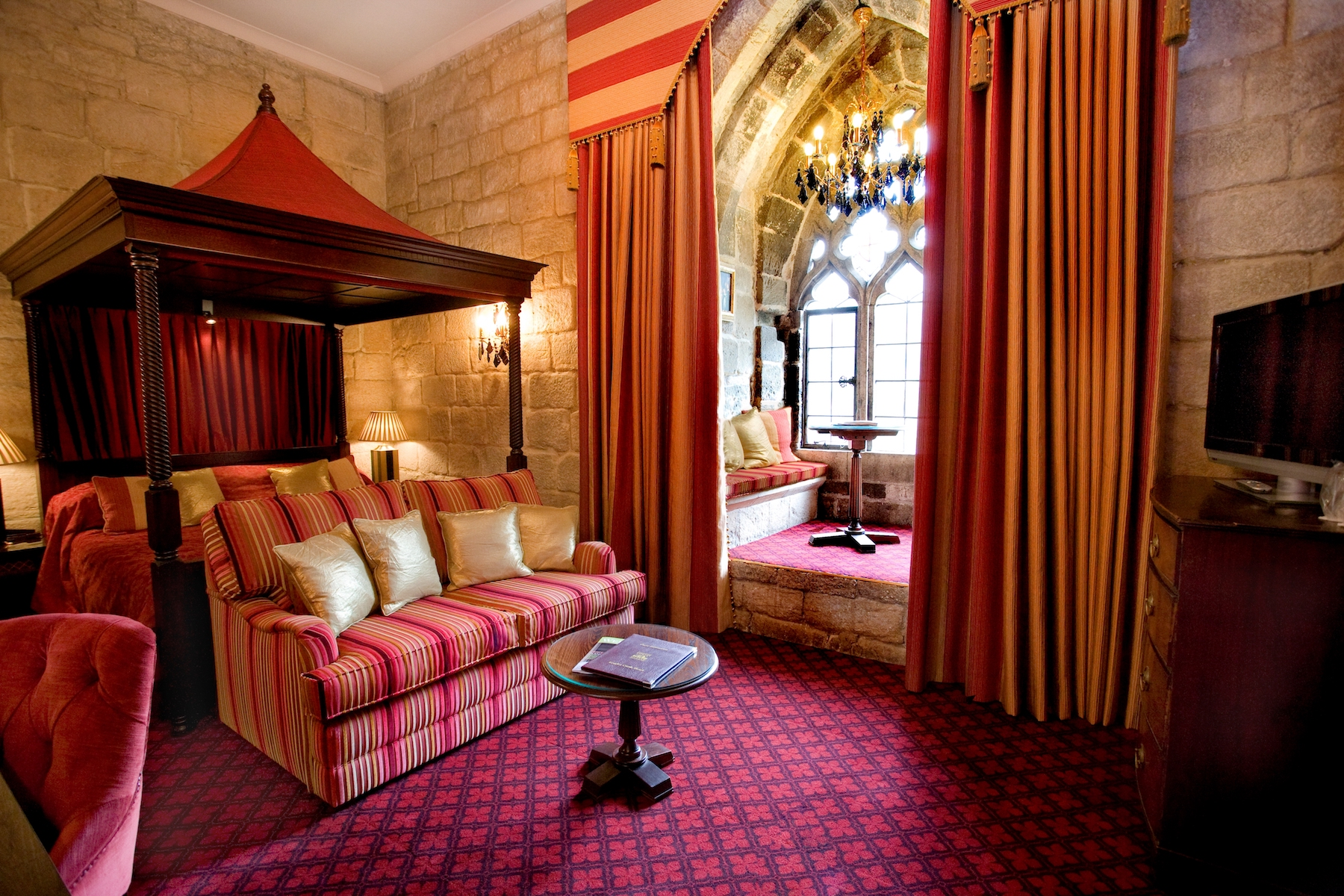 GREENWICH ROOM at LANGLEY CASTLE