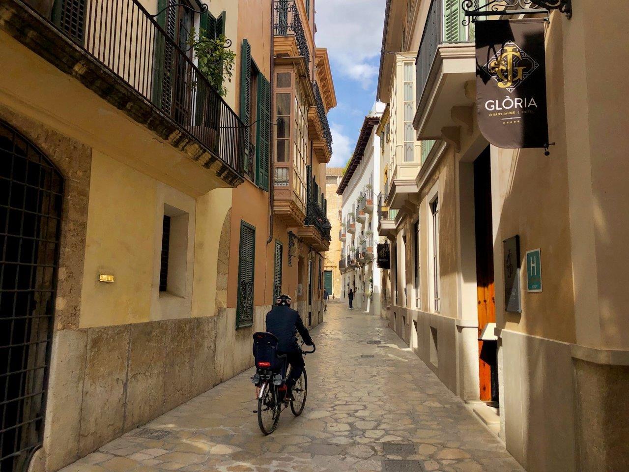 10 Reasons to Stay at Glòria de Sant Jaume Hotel, Palma de Mallorca