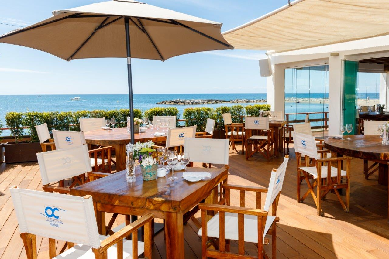 Beach Club Bliss at Ocean Club Marbella