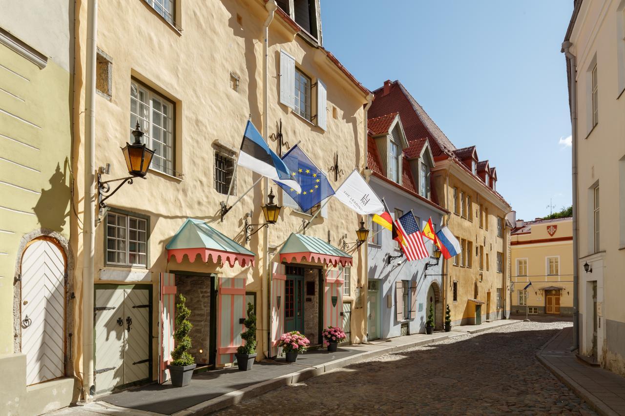 Best Luxury Hotels In Tallinn